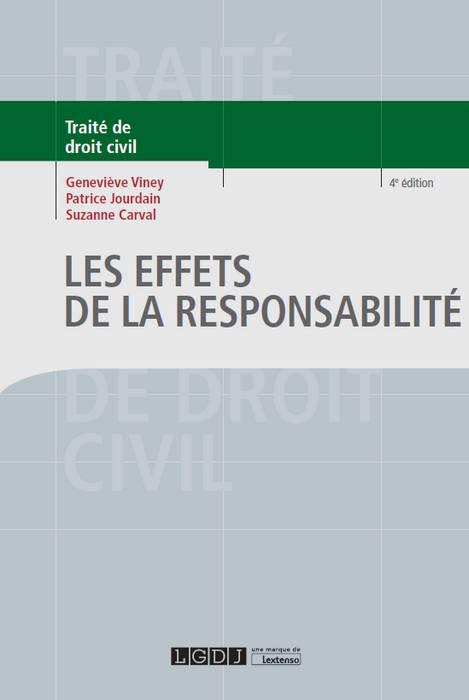 [EBOOK] Les effets de la responsabilité