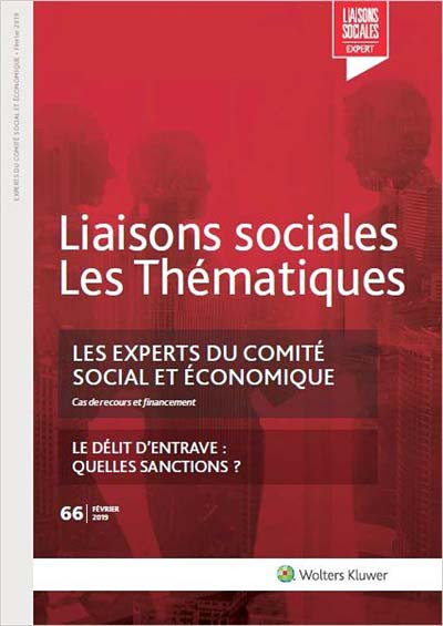 Les experts du comité social et économique : cas de recours et financement
