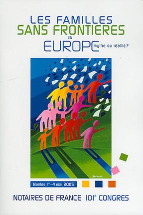 Les familles sans frontières en Europe