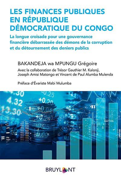 Les finances publiques en République démocratique du Congo