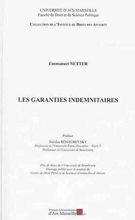 Les garanties indemnitaires