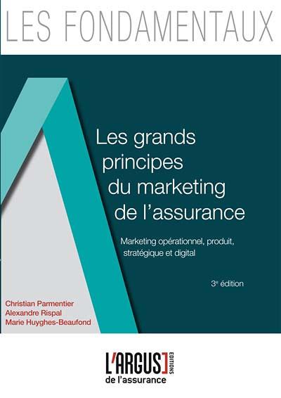 Les grands principes du marketing de l'assurance