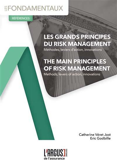 Les grands principes du risk management - The Main Principles of Risk Management