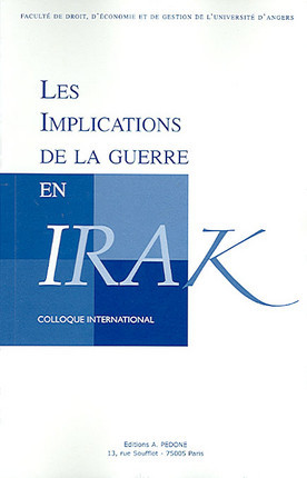 Les implications de la guerre en Irak