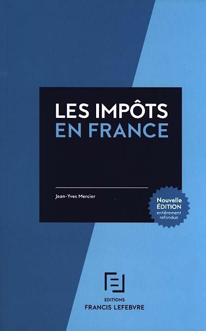 Les impôts en France 2016