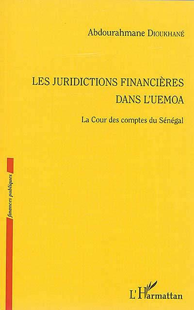 Les juridictions financières dans l'UEMOA