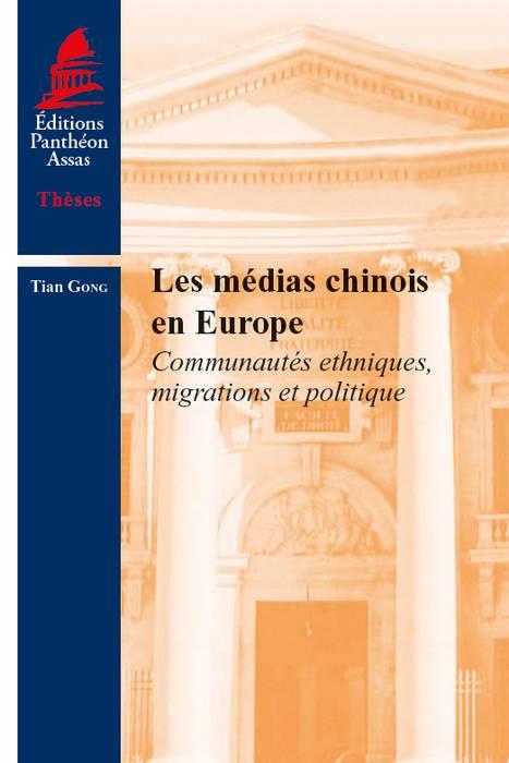 Les médias chinois en Europe