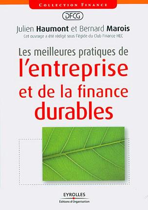 Les meilleures pratiques de l'entreprise et de la finance durables