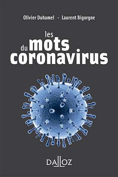 Les mots du coronavirus (mini format)