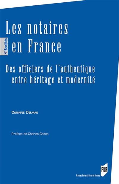 Les notaires en France