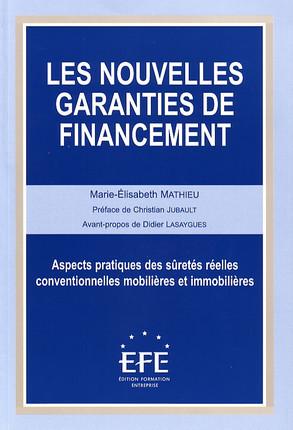Les nouvelles garanties de financement