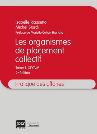 [EBOOK] Les organismes de placement collectif
