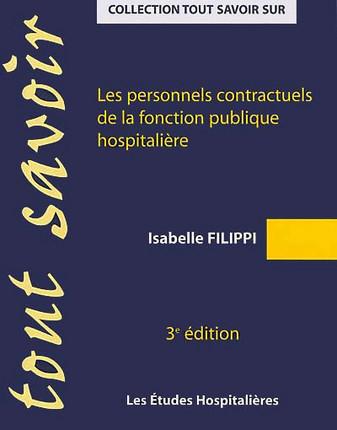 Les personnels contractuels de la fonction publique hospitalière