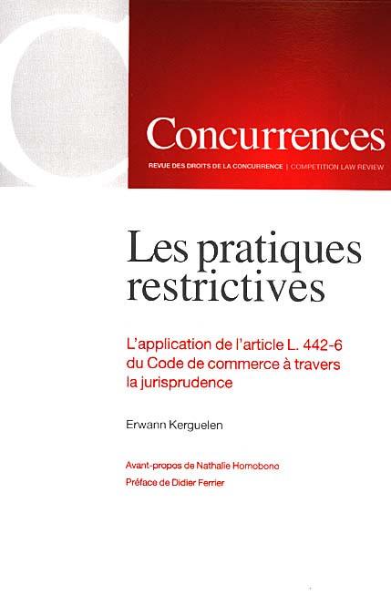 Les pratiques restrictives