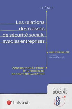 Les relations des caisses de sécurité sociale avec les entreprises