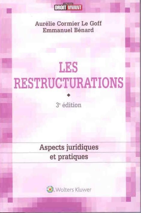 Les restructurations