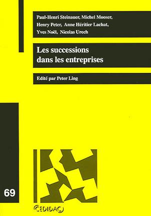Les successions dans les entreprises