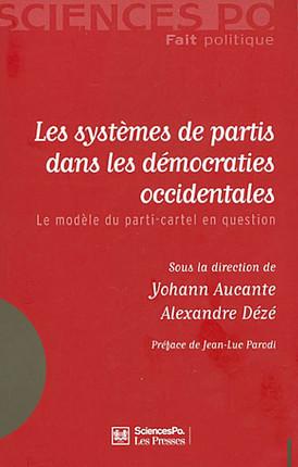 Les systèmes de partis dans les démocraties occidentales