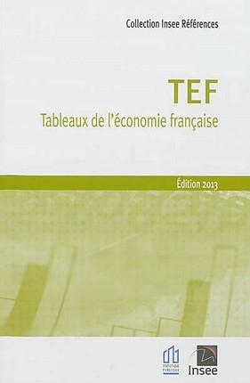 Les tableaux de l'économie française - Edition 2013