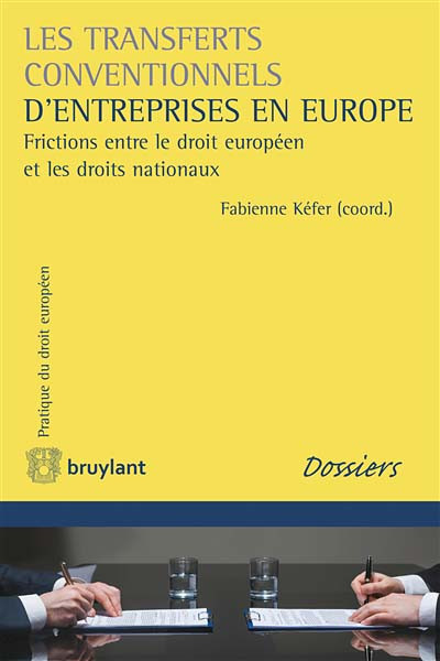 Les transferts conventionnels d'enterprise en Europe
