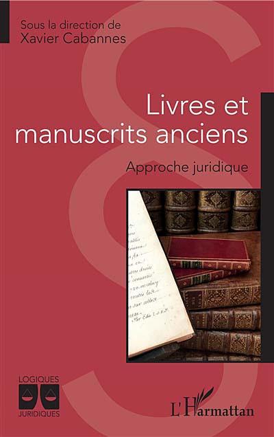 Livres et manuscrits anciens