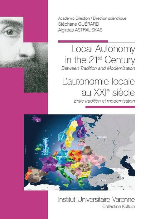 L'autonomie locale au XXIe siècle  Local Autonomy in the 21st Century