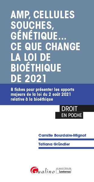 AMP, cellules souches, génétique... ce que change la loi de bioéthique de 2021