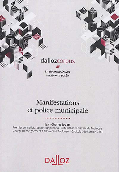 Manifestations et police municipale