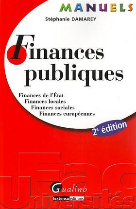 Manuel - Finances publiques