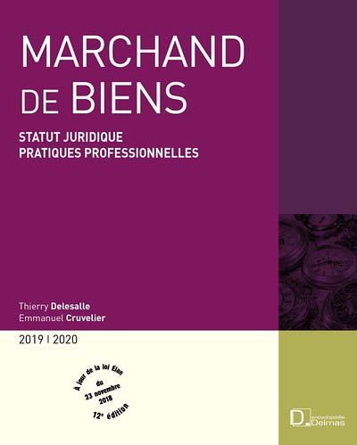 Marchand de biens 2019-2020
