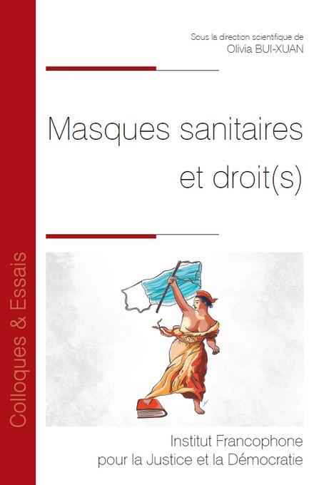 Masques sanitaires et droit(s)