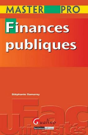 Master Pro - Finances publiques