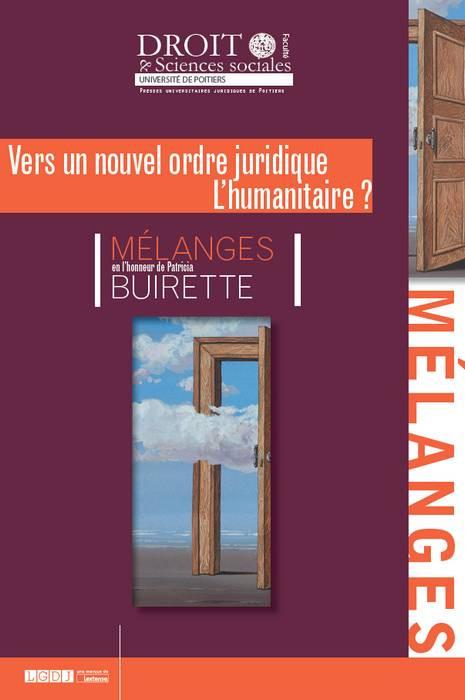 Mélanges Patricia Buirette