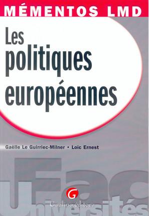 Mémentos LMD - Les politiques européennes