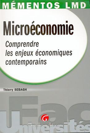 Mémentos LMD - Microéconomie