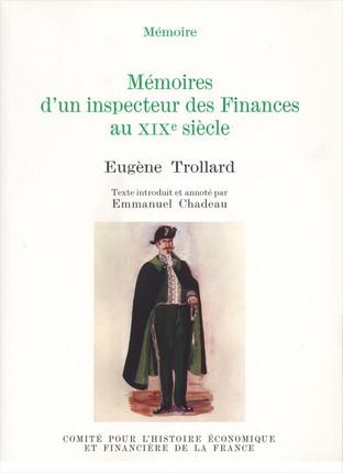 Mémoires d'un inspecteur des Finances au XIXe siècle