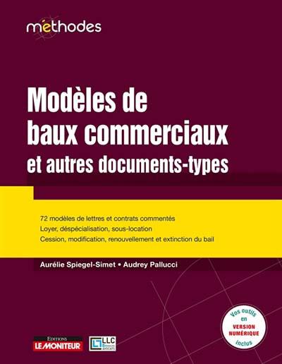 Modeles De Baux Commerciaux Et Autres Documents Types Pallucci