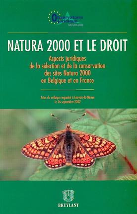 NATURA 2000 et le Droit