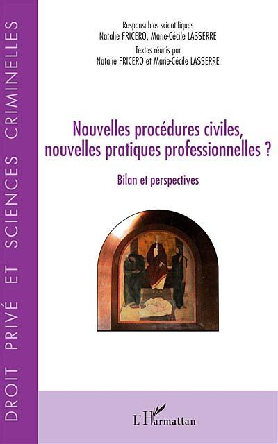Nouvelles procédures civiles, nouvelles pratiques professionnelles ?