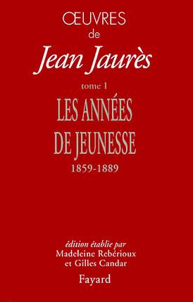 Oeuvres de Jean Jaurès