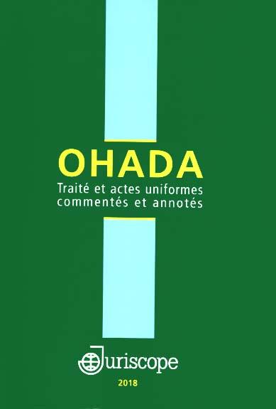 OHADA 2018