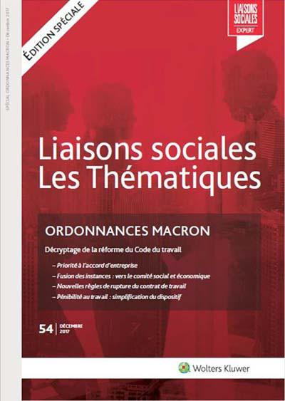 Ordonnances Macron