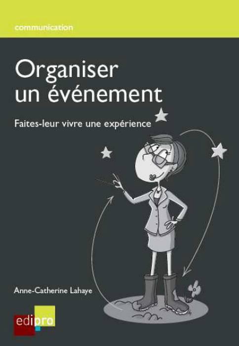 Organisez un événement