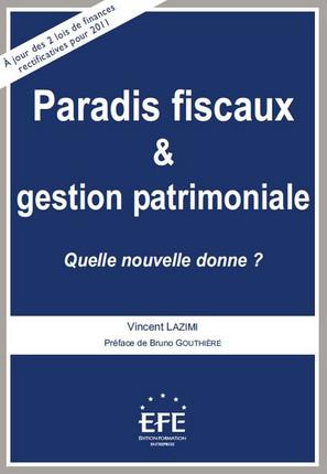 Paradis fiscaux & gestion patrimoniale