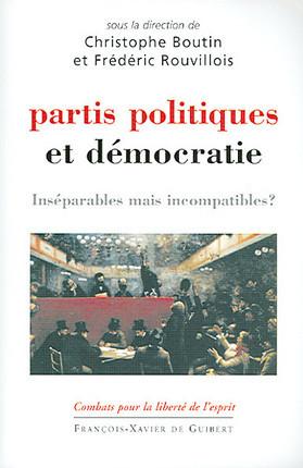 Partis politiques et démocratie