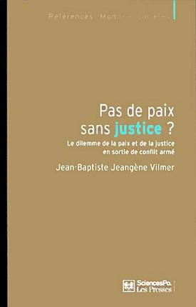 Pas de paix sans justice ?