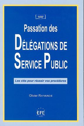 Passation des Délégations de Service Public
