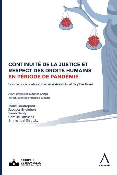 Continuité de la justice et respect des droits humains en période de pandémie
