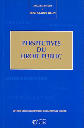 Perspectives du droit public