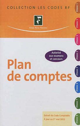 Plan de comptes